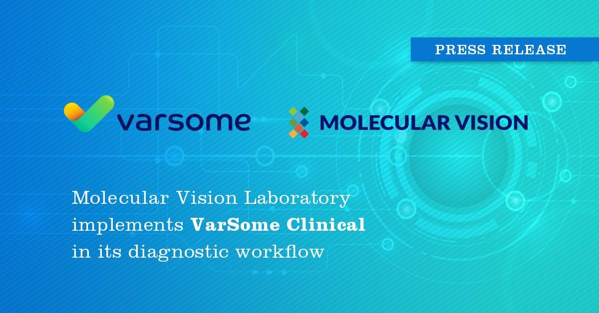 VarSome and Molecular Vision Laboratory