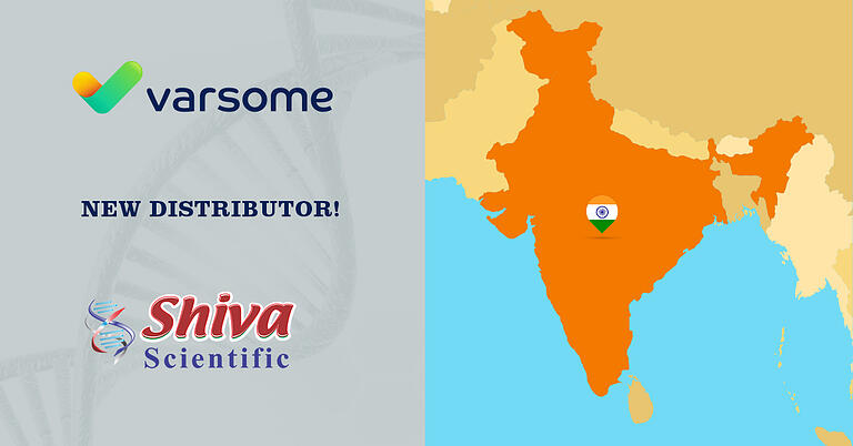VarSome and Shiva Scientific
