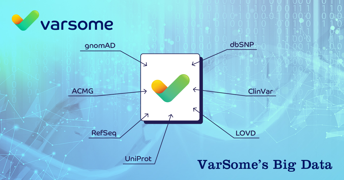 VarSome Big Data