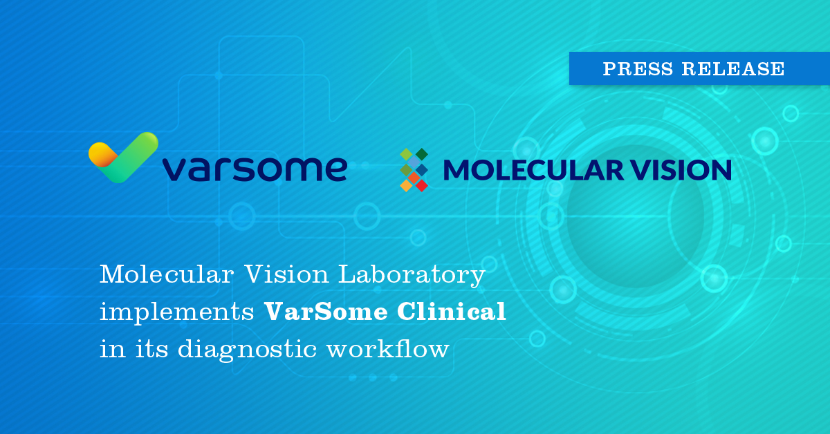VarSome and Molecular Vision Laboratory